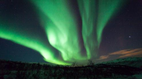 Wikimedia Commons, northern lights
